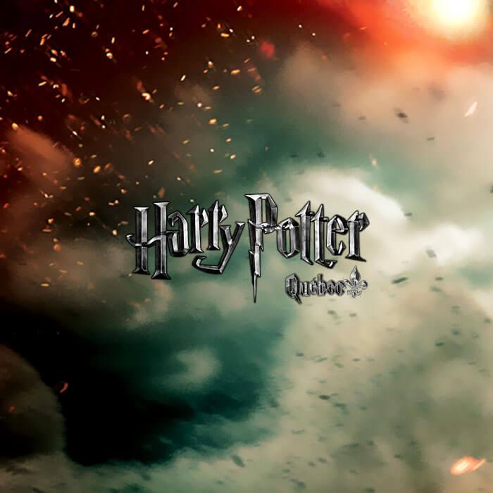 Harry Potter Québec