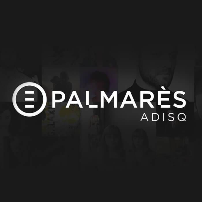 Palmares Adisq