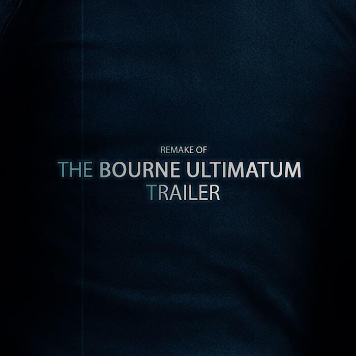 The Bourne Ultimatum - Bande Annonce