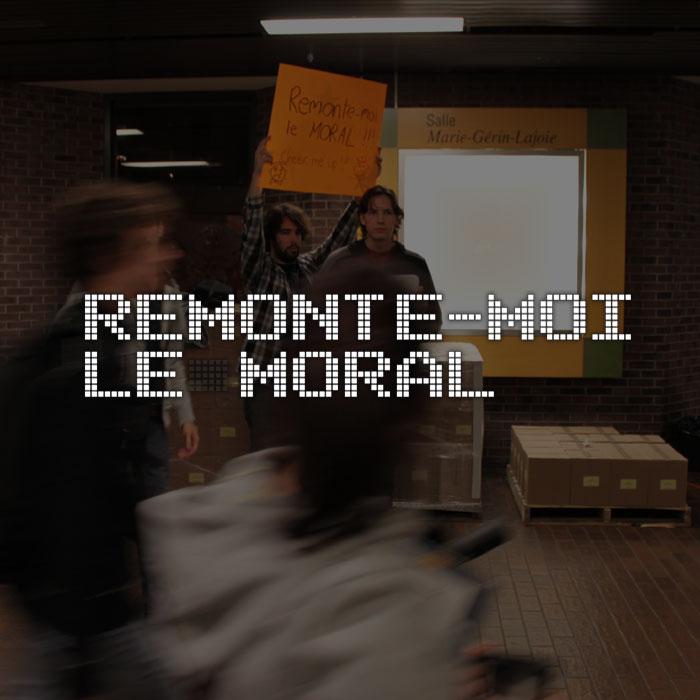 Remonte-moi le moral