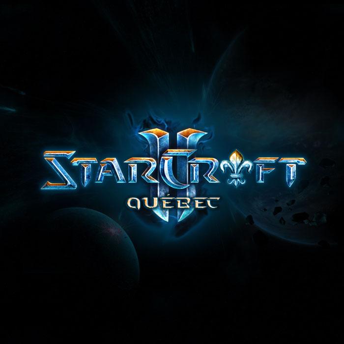 Starcraft 2 Québec