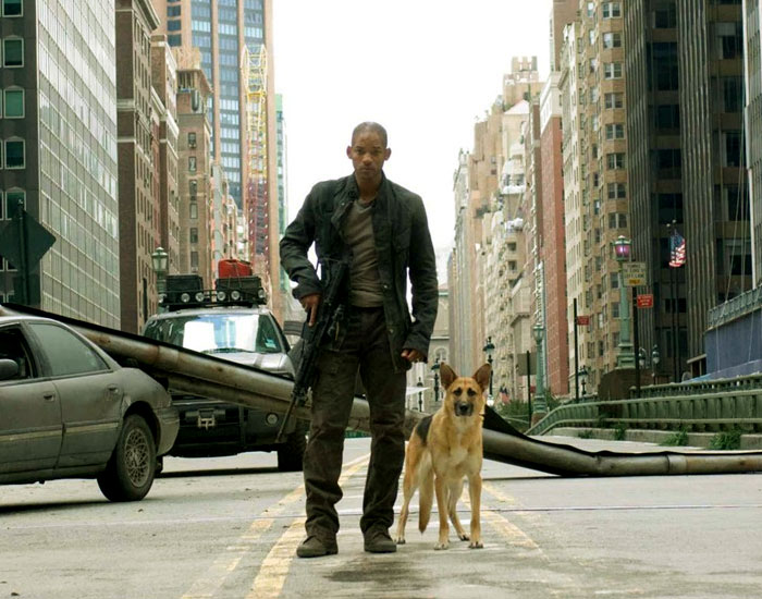 I Am Legend - Site Web